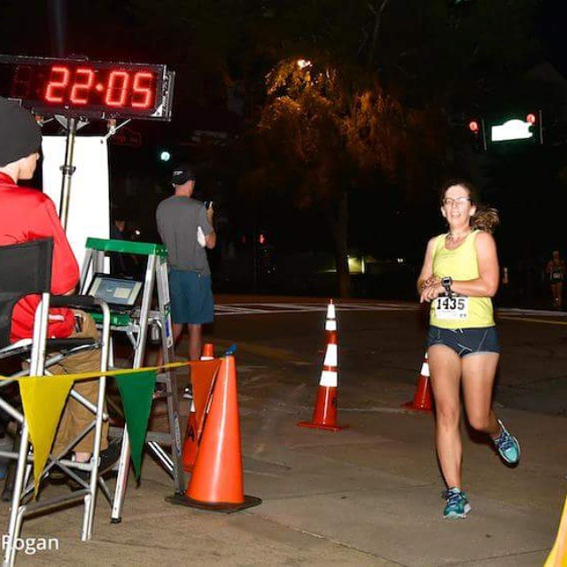 midnight5k finish