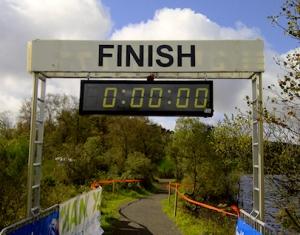 race clock